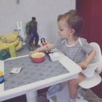 Детский стульчик Evomove Номи