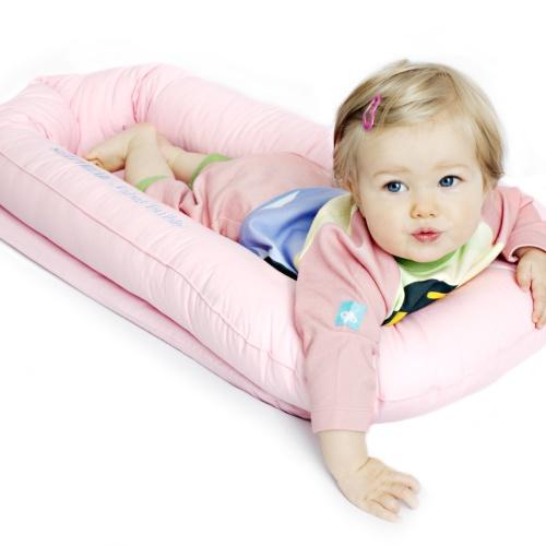 Sleepyhead - кокон для детей от 8 месяцев до 3 лет