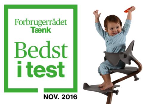 Детский стульчик Nomi Evomove – лучший в Скандинавии